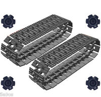 Lego 50 Treads Links + Sprockets (technic,mindstorms,robot,excavator,bulldozer)