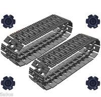Lego 50 Treads Links + Sprockets (technic,mindstorms,robot,excavator,bulldozer)