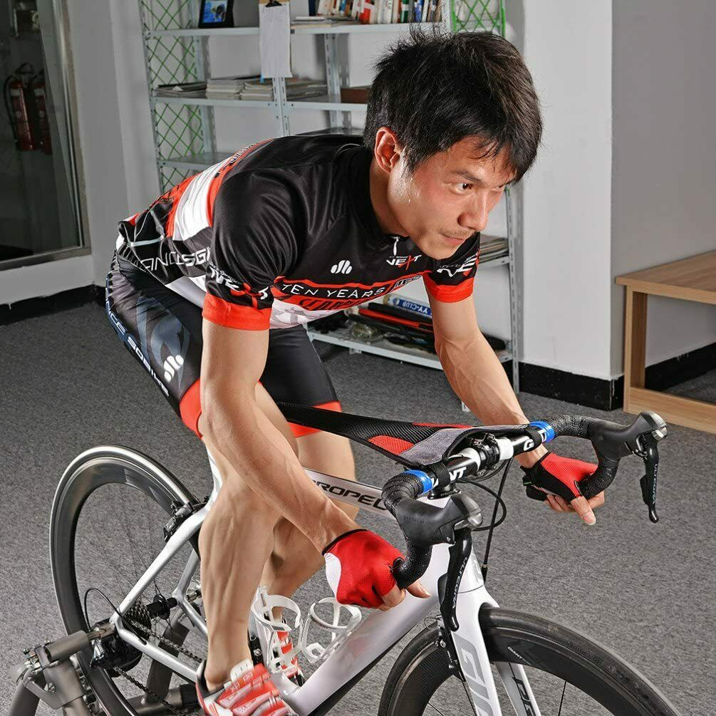 Spinning Indoor Frame Training Trainer Anti-Sweat Cover