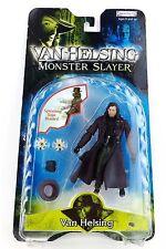 VAN HELSING Monster Slayer with Spinning Tojo Blades Action Figure Jakks Pacific