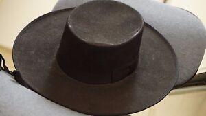 538d33f9da6 Image is loading Vintage-hat-Sombrero-cordobes-hat