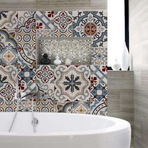 Ps00171 adesivi murali in pvc per piastrelle per bagno e for Stickers per mattonelle bagno