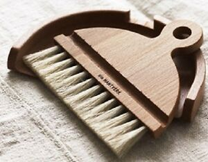 Image Is Loading Small Table Dustpan Amp Brush Made From Beech