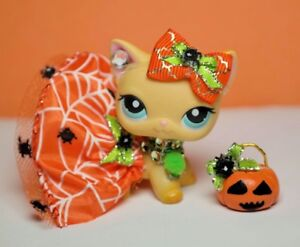 image is loading for littlest pet shop custom accessories collar bow