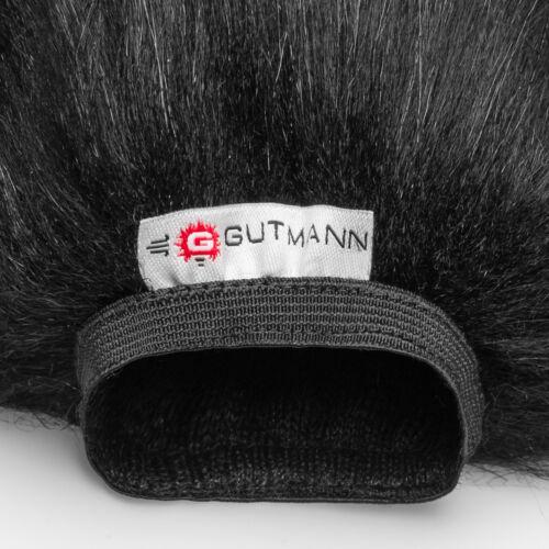 Gutmann micrófono protección contra el viento para zoom h5 premium Black
