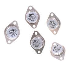 Details About 5 X 2n3055 Npn Af Amp Audio Power Transistor 15a 10 Kt
