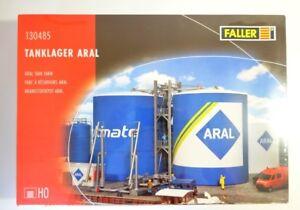 NEU /& OVP H0 + FALLER 130485 Tanklager ARAL