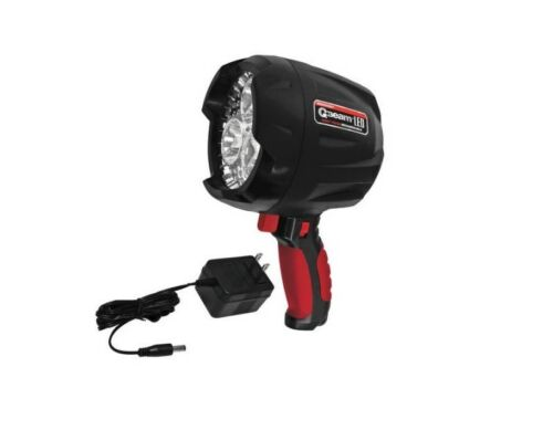 Brinkmann Qbeam LED Night Vision Rechargeable Spotlight w//Night Vision /& Charger