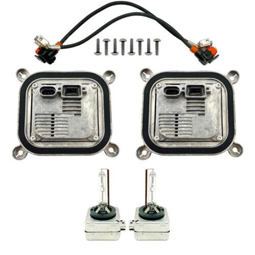 2x New For 08-14 Dodge Challenger Xenon HID Ballast D1S Bulb Module Control Unit