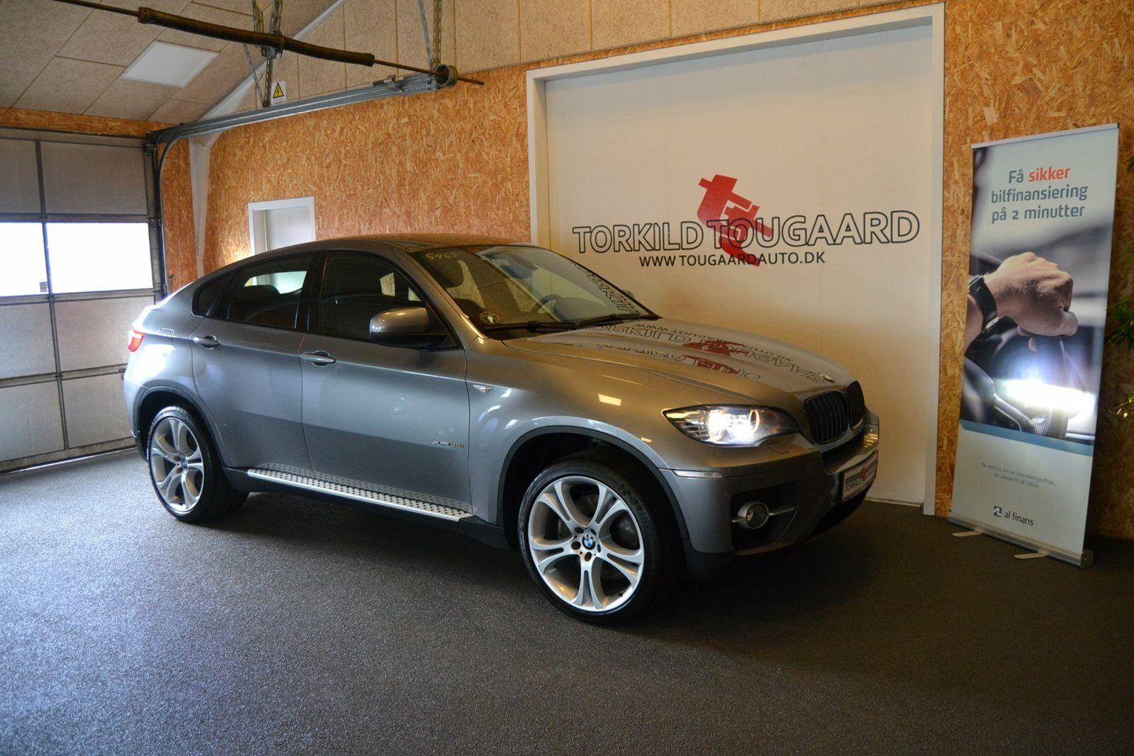 BMW X6 3,0 xDrive35i aut. 5d - 359.800 kr.