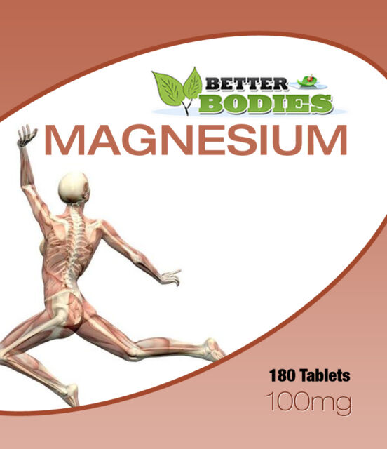 Magnesium Oxide Tablets Pack