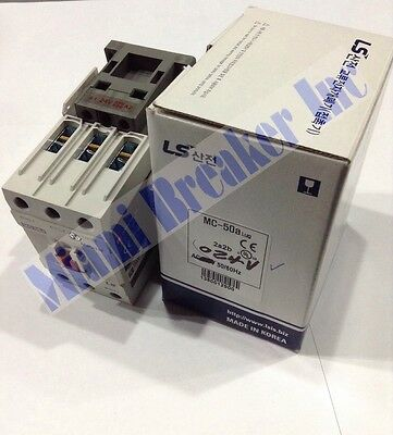 MC-022b//3-480 LS METASOL CONTACTOR 3Pole AC1 22A AC3 COIL 480 V 1NA1NC NEW
