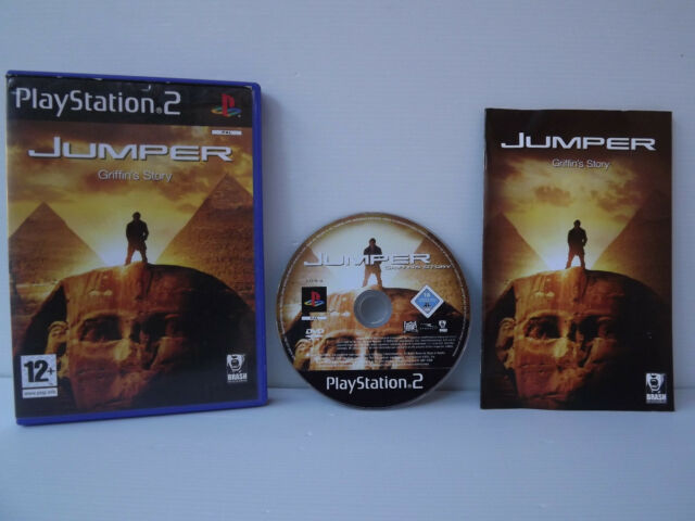 Jumper Griffin's story - Jeu PS2 -  avec Notice - Playstation 2