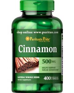Cinnamon supplement for weight loss
