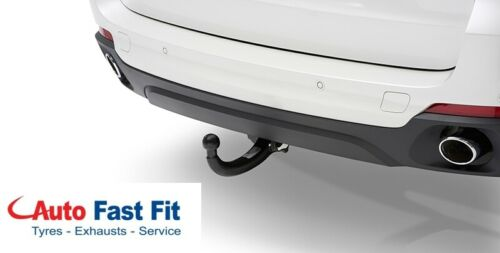 Swan neck Tow Bar Towbar for Volkswagen T5 Transporter Van 2010-2015