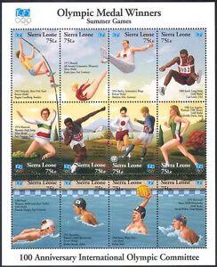 Sierra-Leone-1994-Olympic-Games-Sports-Football-Athletics-Swimming-m-s-n41552