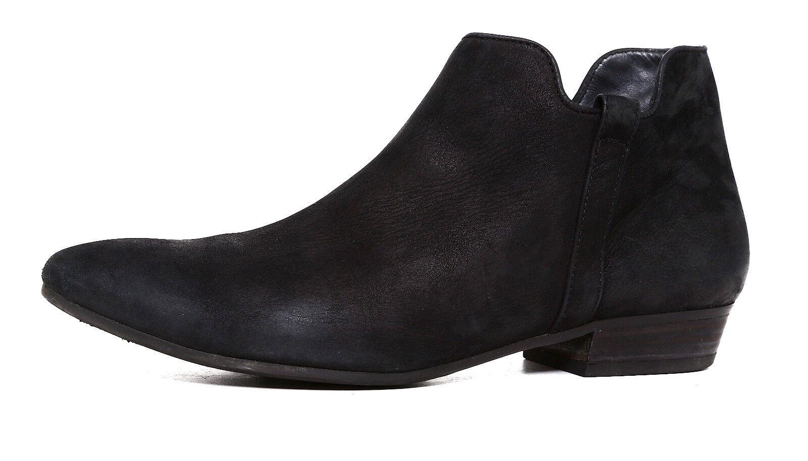 forniamo il meglio Paul verde Dillon Almond Toe Leather Ankle avvioie avvioie avvioie nero donna Sz 5   protezione post-vendita