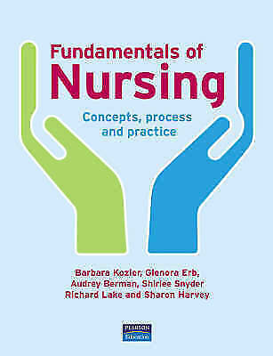 1 of 1 - Fundamentals of Nursing: Concepts, Process and Practice by Kozier, Barbara