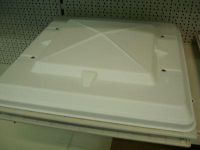 Dachhaube Dachluke HARTAL Dachlüfter 48x48 weiss