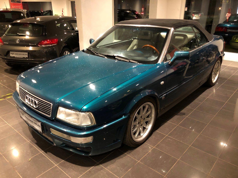 Audi Cabriolet 2,3 aut. 2d