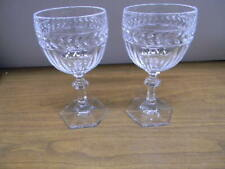 Villeroy Boch Miss Desiree Crystal Goblet For Sale Online Ebay