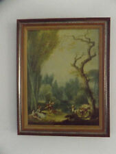 Beautiful Oil Painting on Canvas. Estate find! Vintage large Beautiful! 24x 18