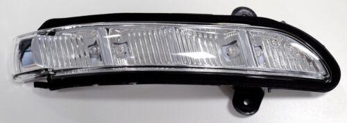 Mercedes W211 W221 Extérieur Côté Droit Aile Miroir Clignotant Indicateur Lampe AK