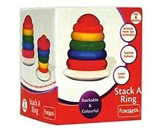 Funskool - Stacking Rings