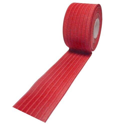 Cintura elastico a strisce 60mm ROSSO 5.90 EUR//Metro