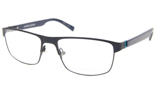 PRODESIGN Denmark 1279 C.9031 Dark Blue Eyeglasses Frame 53-17-135 ...