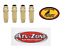 Kibblewhite Intake and Exhaust Valve Guides Honda TRX 300EX 300X 1993-2009