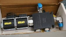 MILITARY M998 HMMWV MILE MARKER WINCH HYDRAULIC CONTROL SOLENOID VALVE 12469437
