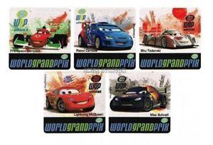 15 Disney Cars 2 Movie Stickers Kid Reward Bday Party Goody Bag Filler Favor