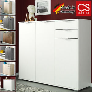 Image Is Loading Cabinet Chest Of Drawers Sideboard Shelf Cupboard Modern