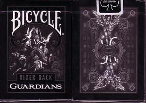 1Deck-BICYCLE-GUARDIANS-II-Playing-Cards-Theory11