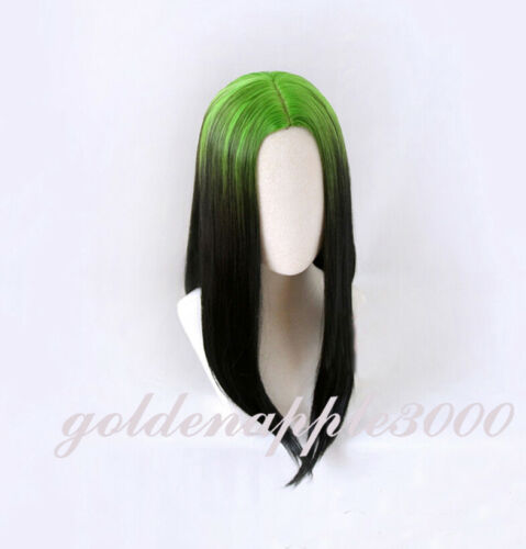 """18/"""" 45cm New Billie Eilish Fans Collection Cosplay Wig Party Wigs"""