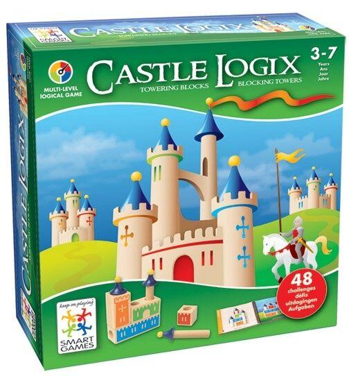 Castle Logix Brainteaser Juego (Edades 3 A 7)