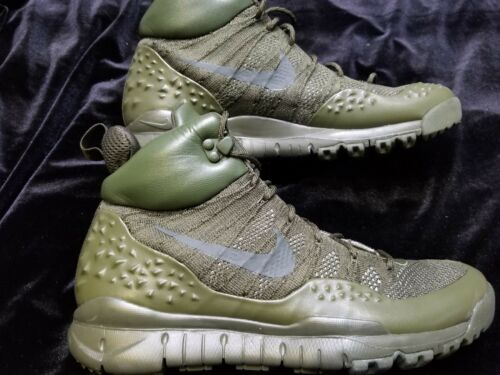 Sun Nike Hombre 5 Lupines 10 Flyknit Olive 4OxIxqA