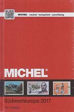 Michel Europa Katalog Band 2 - Südwesteuropa 2017 (102. Auflage)
