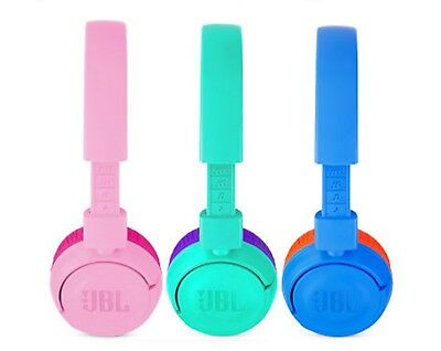 Jbl Jr300bt On Ear Wireless Headphones For Kids Ebay