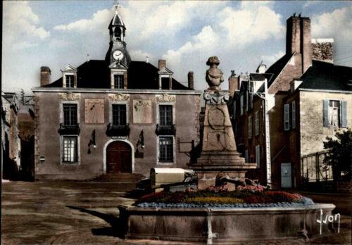 MAYENNE Hotel de Ville Rathaus Ansichtskarte France Carte Postale CPA ~1960//70