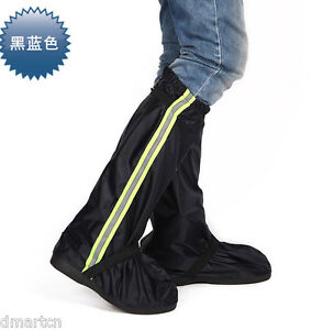 Rain Boot Shoe Cover Snow Boots Cover Motorcycle Bicycle Gardening ...