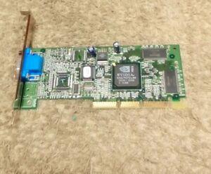 Nvidia-Vanta-16MB-AGP-4x-Video-Graphics-Card-Compatible-IBM-FRU-25P4058