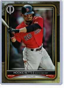 Mookie-Betts-2020-Topps-Tribute-5x7-Gold-30-10-Red-Sox