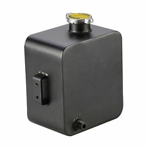 Universal-2L-Aluminium-Alloy-Water-Coolant-Header-Overflow-Expansion-Tank-Black