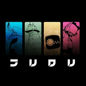 """20/"""" 24/"""" sizes FLCL FOOLY COOLY poster wall art home decor photo print 16/"""""""