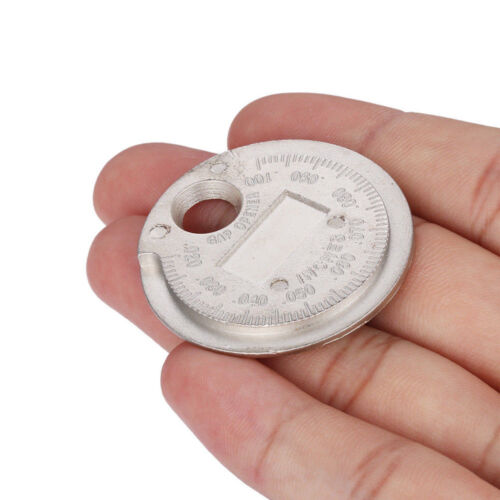 1PCS Genuine Power Craft Spark Plug Gap Tool Gauge Gapper Feeler Fast /& Free
