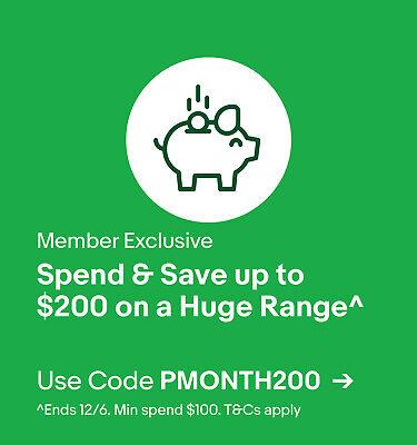 Use Code PMONTH200