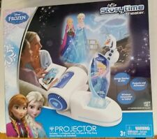 Disney Frozen Story time Theater Projector Wireless Three Modes One Story NEW