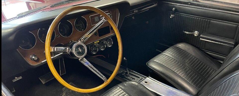Pontiac LeMans, 6,6 400cui. aut., Benzin